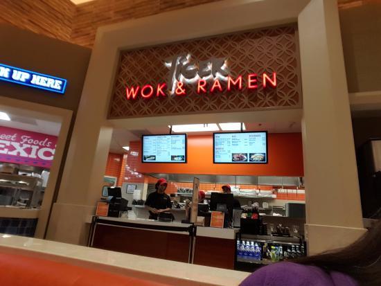 Tiger Wok and Ramen, Las Vegas - Restaurant Reviews, Photos