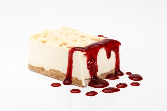 Burgerheim: Tarta de queso al horno