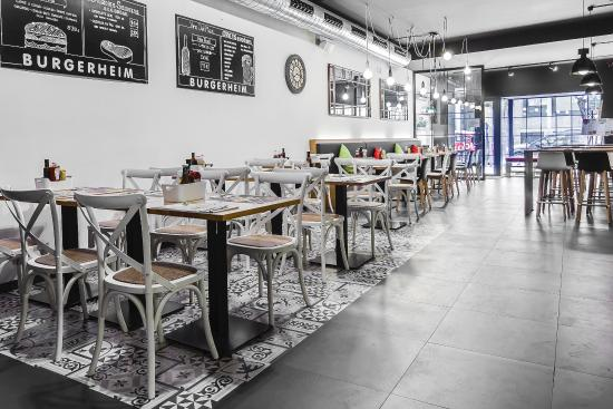 Burgerheim: Local