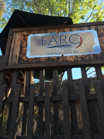 Faro de la Baja Restaurante