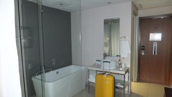 Protea Hotel O.R. Tambo Airport: our room
