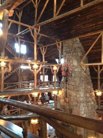 Old Faithful Inn Photo