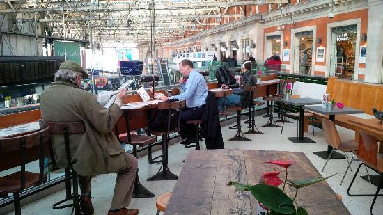 Good Restaurants Near Waterloo Station