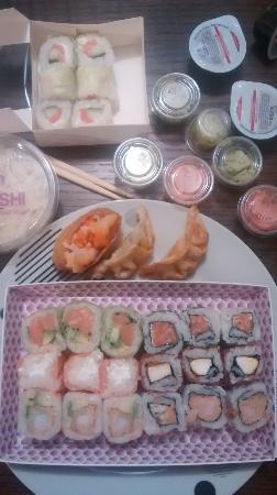 restaurant eat sushi dans villeneuve d 39 ascq avec cuisine japonaise. Black Bedroom Furniture Sets. Home Design Ideas