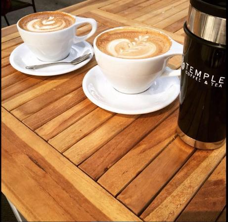 Grass Valley, CA: Brew Bakers Serves Temple Coffee