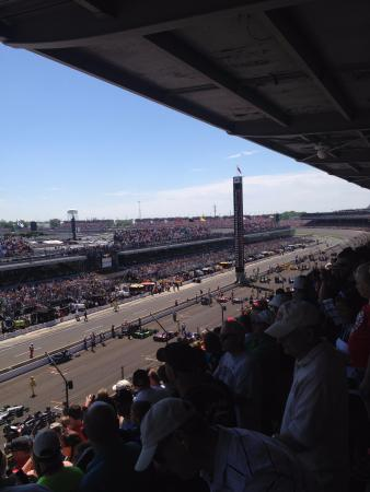 looking from the start finish line towards pit exits picture of rh tripadvisor com