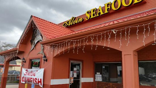Alvin Seafood