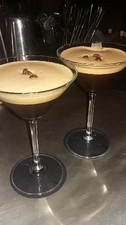 Hotel du Vin & Bistro: Expresso martini!