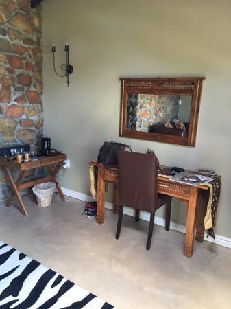 Constantia, Sudáfrica: Living room area