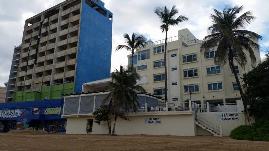 Atlantic Beach Hotel Puerto Rico 2018