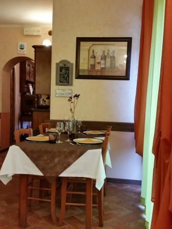 Paciano, Italien: Foto interno locale
