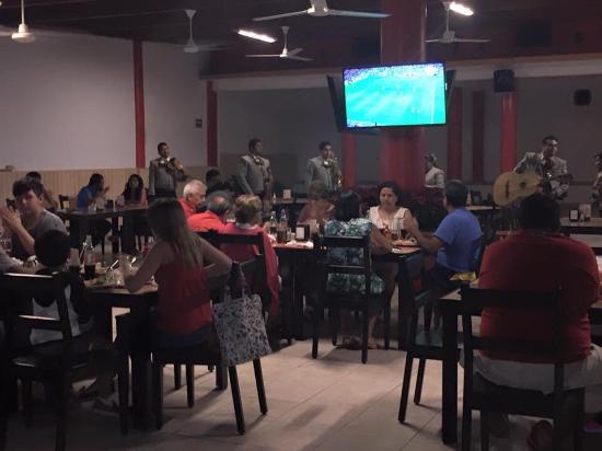 Xochitepec, Meksyk: La Parrilla del Ché