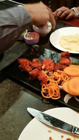 Anjappar Indian Bar & Grill