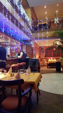Chez Georges Restaurant Abidjan