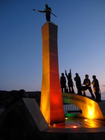 Suihaizo Monument