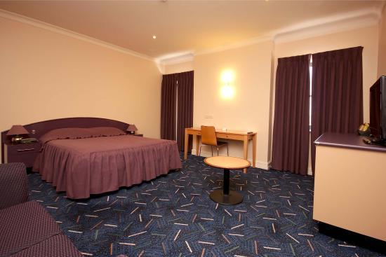 Bairnsdale, Australie : Queen Room