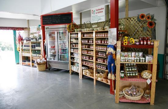 Boutique au Verger Gros Pierre,Compton