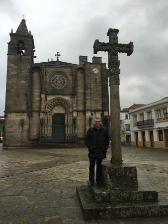 Noia, สเปน: Iglesia de San Martín