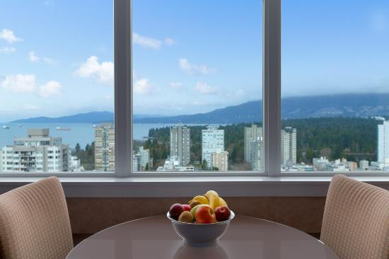 The Coast Plaza Suite Hotel Vancouver Canada