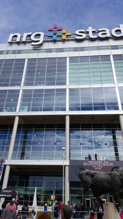 NRG Stadium Bild