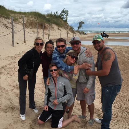 Hart, Мичиган: Dune Smiles