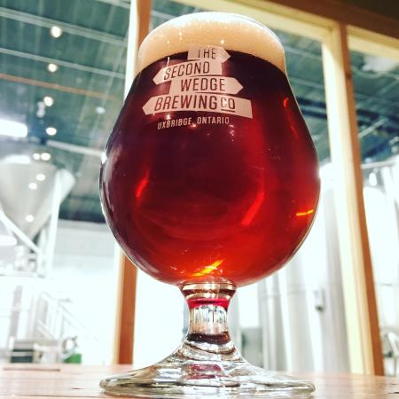 Uxbridge, Canada: Second Wedge Brewing Company