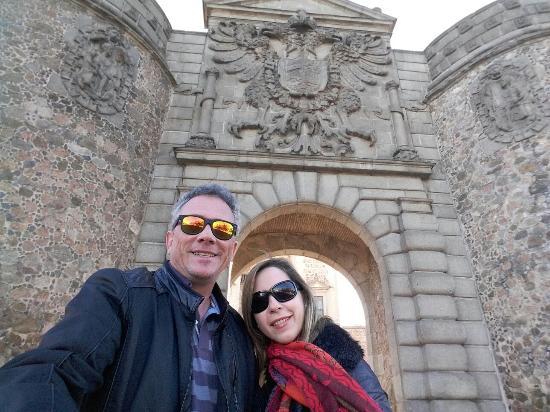 Province of Toledo, Ισπανία: Puerta de Cambrón