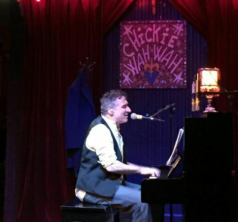 Chickie Wah Wah: Jon Cleary 2 days before Thanksgiving 2015