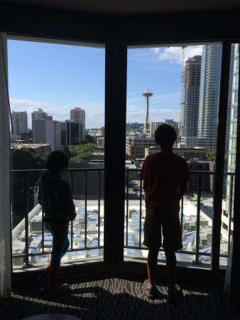 Warwick Seattle Hotel Photo
