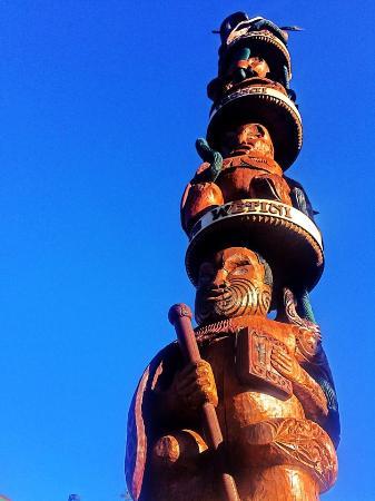 Otorohanga, Nova Zelândia: Pouwhenua - Village Green