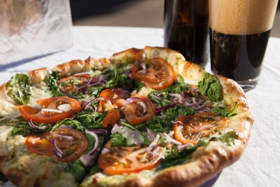 Sandpoint, ID: Veggie Pizza