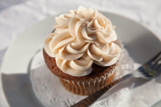 Sandpoint, ID: Pumpkin Spice Cupcake