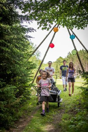Piopolis, Canadá: Entrée du site