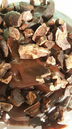 Rincon de La Vieja, Kostaryka: The best pure dark chocolate!!!