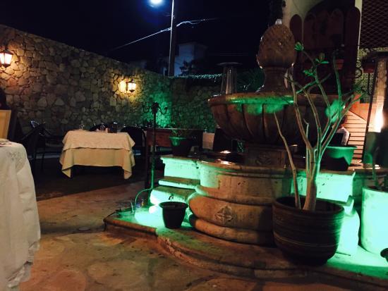 El Matador: Fountain