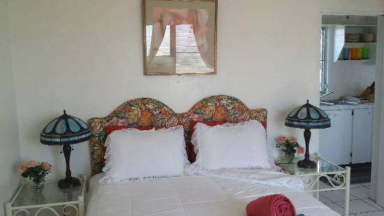 Hillcrest Guest House: Tropical Garden Suite