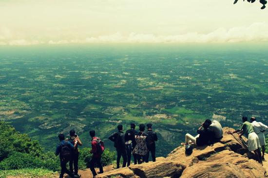 Meenampara View Point