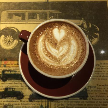 Thinking Cup: Cappuccino