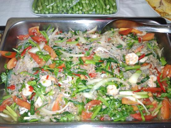 Jungle Cafe: thai seafood