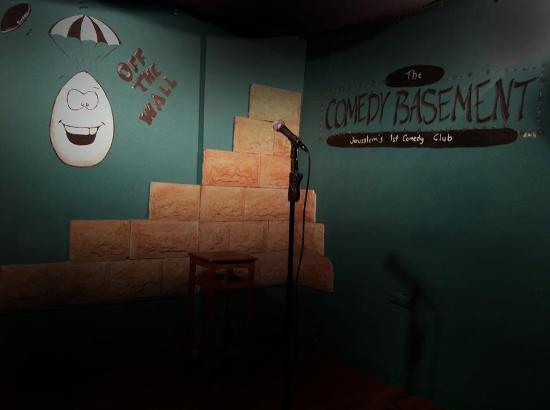 Off The Wall Comedy Basement