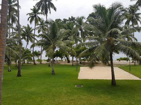 Kempinski Seychelles Resort: Sea facing room view