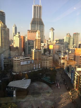 Window View - Sofitel Shanghai Hyland Photo