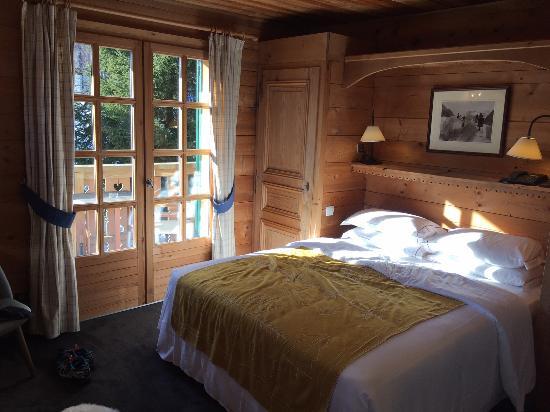 Foto de Hôtel Les Roches & Spa