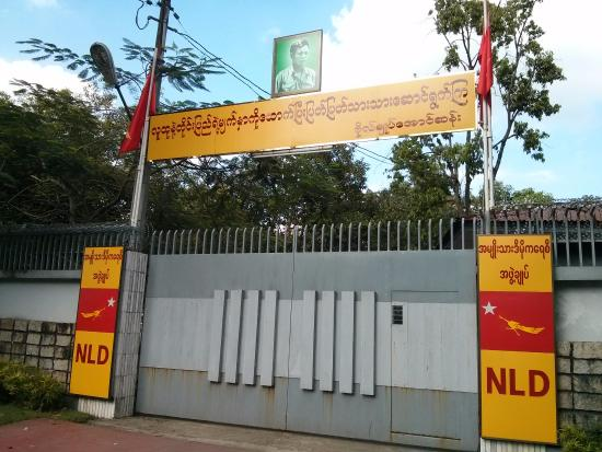 Foto de Aung San Suu Kyi House