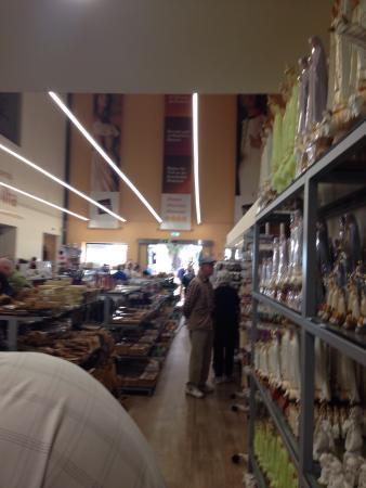 Madeira Story Centre : Enjoyable food interesting museum