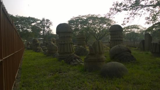 Dimapur, Indien: Kachari Ruins