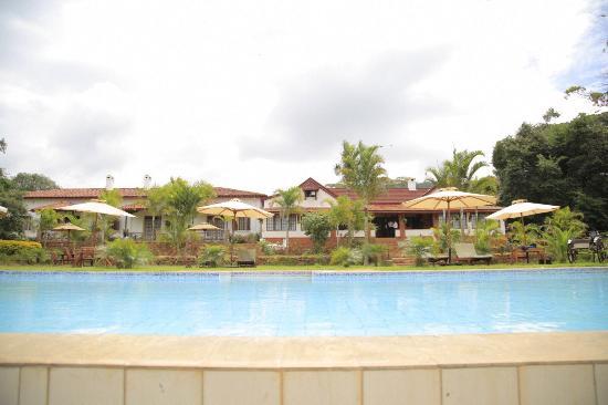 Machakos, Kenya: Infinity Pool