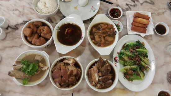 Pao Xiang Bah Kut Teh, Mid Valley Mega Mall