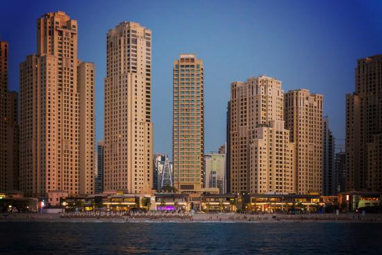 Sofitel Dubai Jumeirah Beach: Exterior