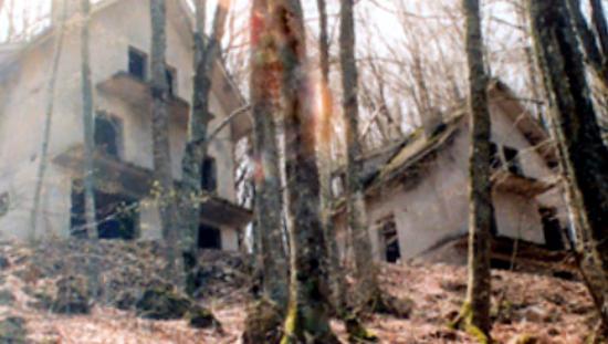 Case abbandonate foto di monte scalambra serrone for Seminterrato di case abbandonate